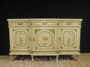 Servidor Sideboard Classical Painted Gabboard Sideboard